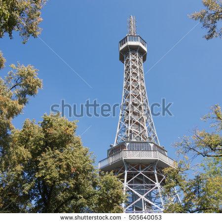 "petrin Tower"" Stock Photos, Royalty."