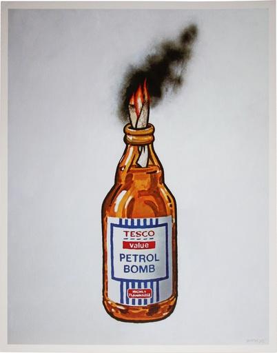 Paddle8: Tesco Value Petrol Bomb.