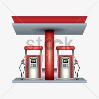 Gas Vector Icon.