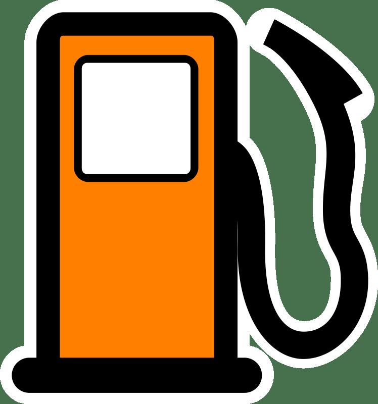 Petrol Pump Icon transparent PNG.