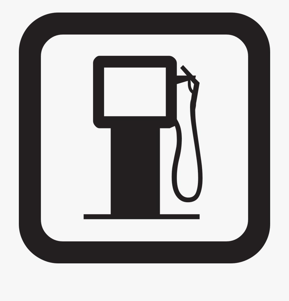 Gas Station Sign Fuel Gasoline Petrol Pump.