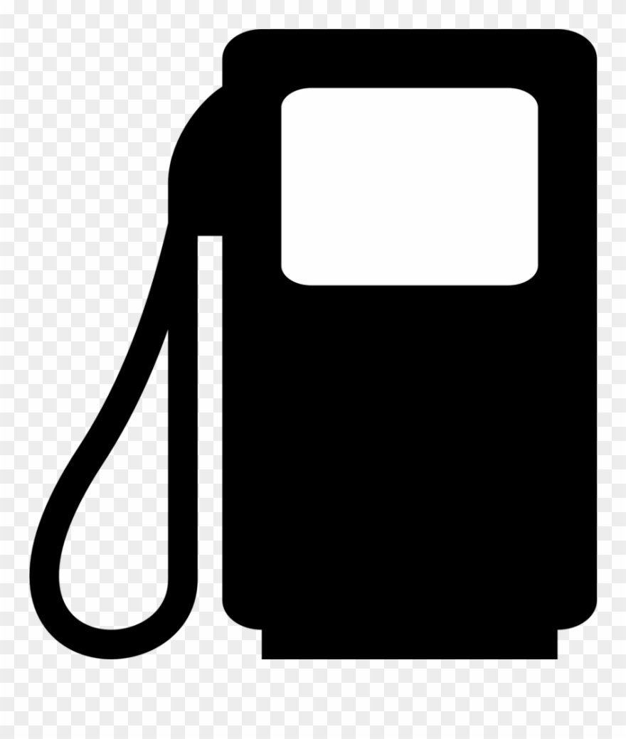 Free Pictogram Petrol Pump.