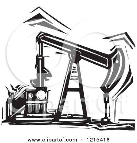 Petroleum engineer clipart.