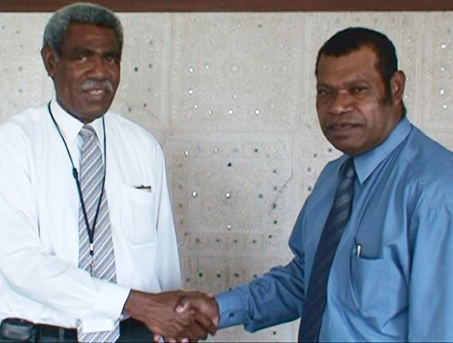 Petromin PNG Holdings Ltd: Sam Inguba Joins Petromin PNG.