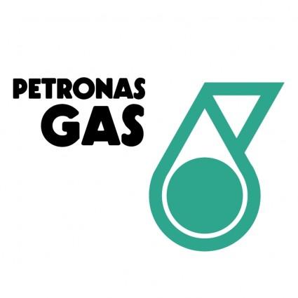 Vector Petronas Gas Logo Vector Art.