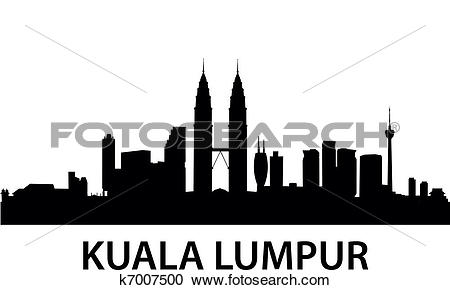 Petronas twin tower Clip Art Vector Graphics. 23 petronas twin.