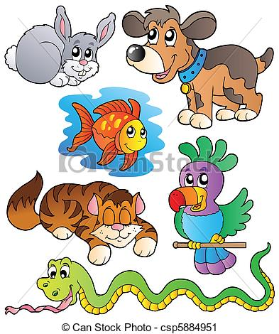Pets Illustrations and Clip Art. 134,531 Pets royalty free.