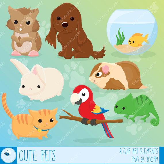 Pets clip art, pets clipart, pet clipart, animal clipart, animals.
