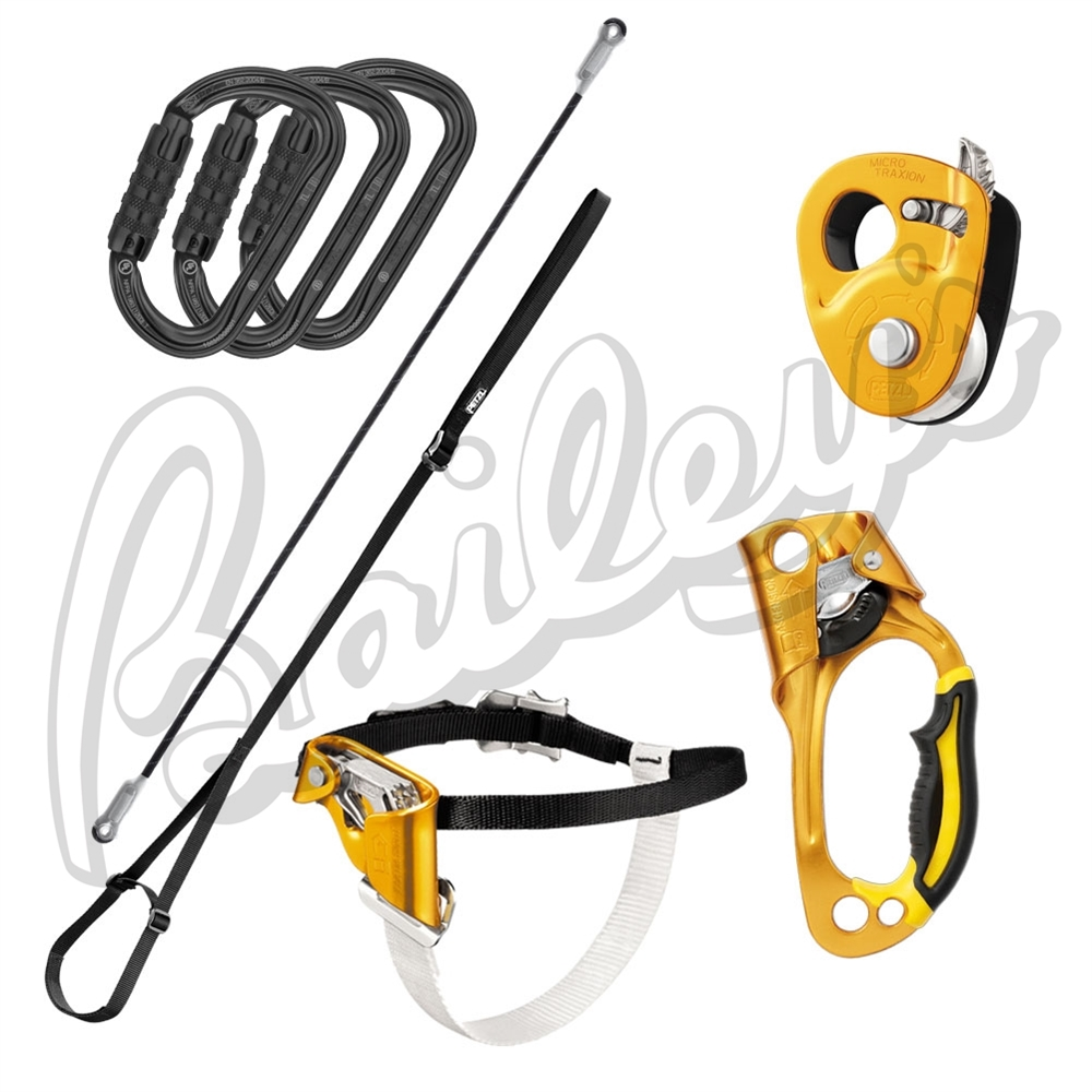 Petzl Srt Ascending Kit.