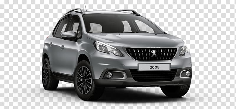 Peugeot 2008 Style PureTech 82 Sport utility vehicle Car.