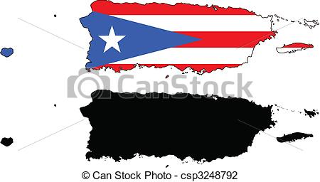 Puerto rico Stock Illustration Images. 1,436 Puerto rico.