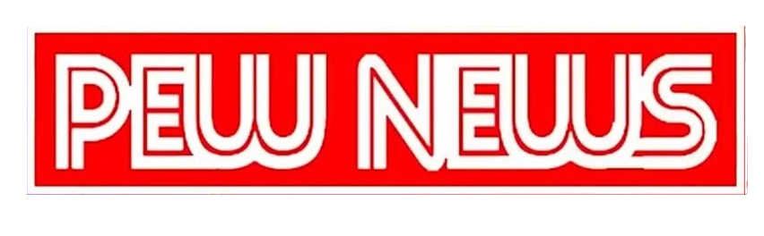 Pew News logo in 2019.