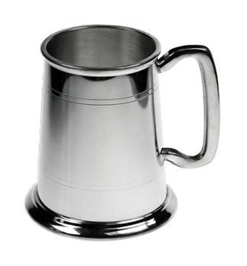 Personalised Tankard.