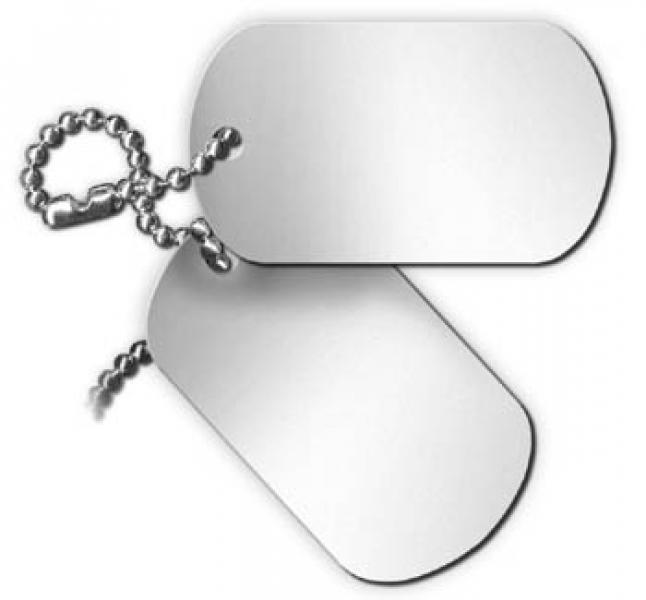 Blank Dog Tags Png Blank Pewter Dog Tag8 50 #c45BZS.