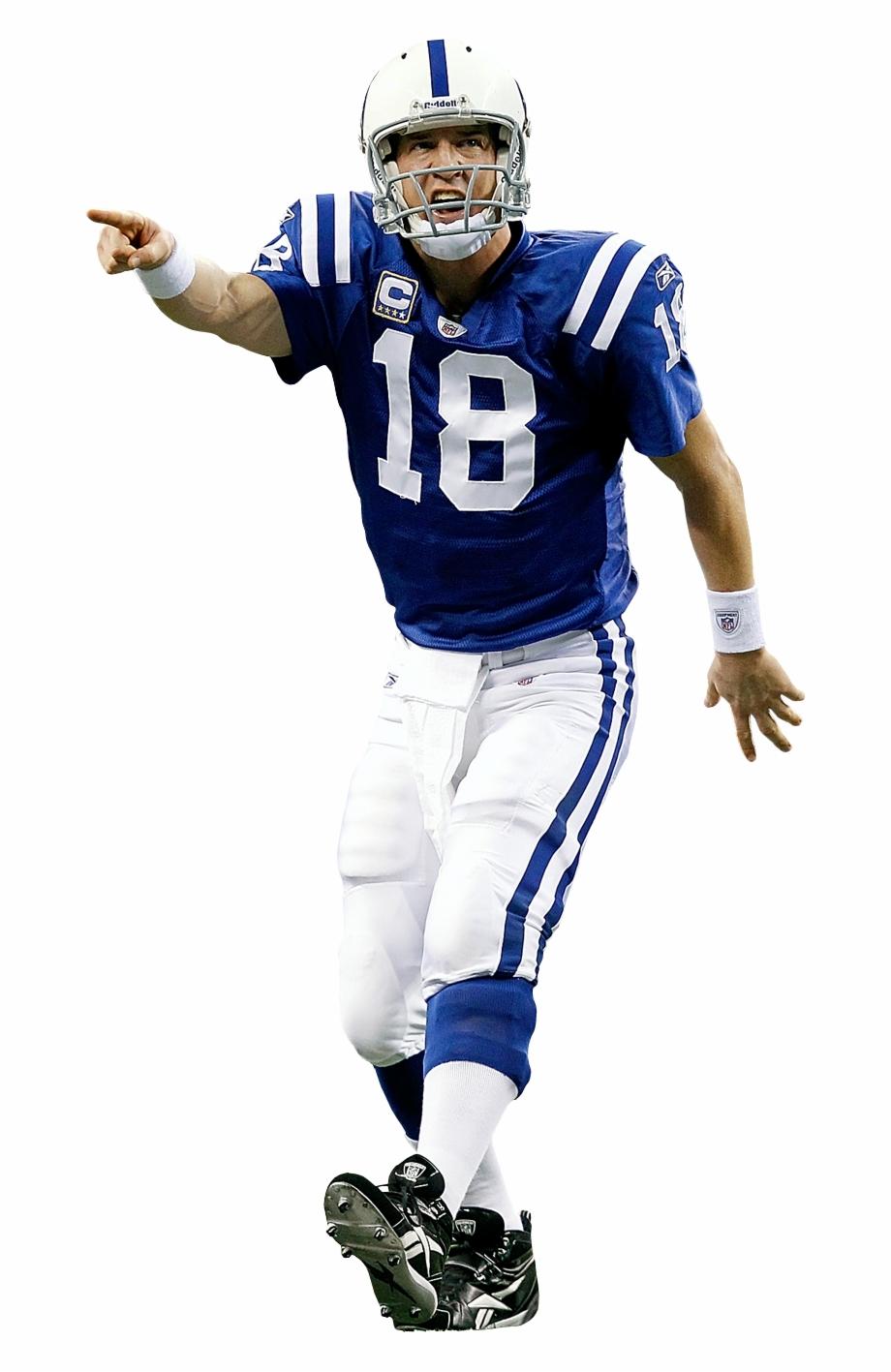 Peyton Manning Colts Png.