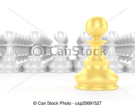 Clip Art von begriff, Gruppe, gold, Pfand, Pfänder, Führung.
