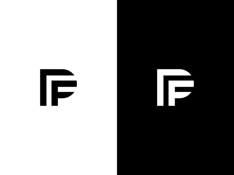 PF Logo by Josmen on Dribbble.