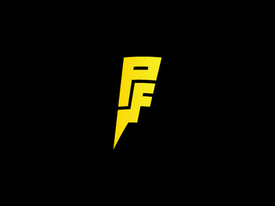 PF logo by LogoHoko on Dribbble.