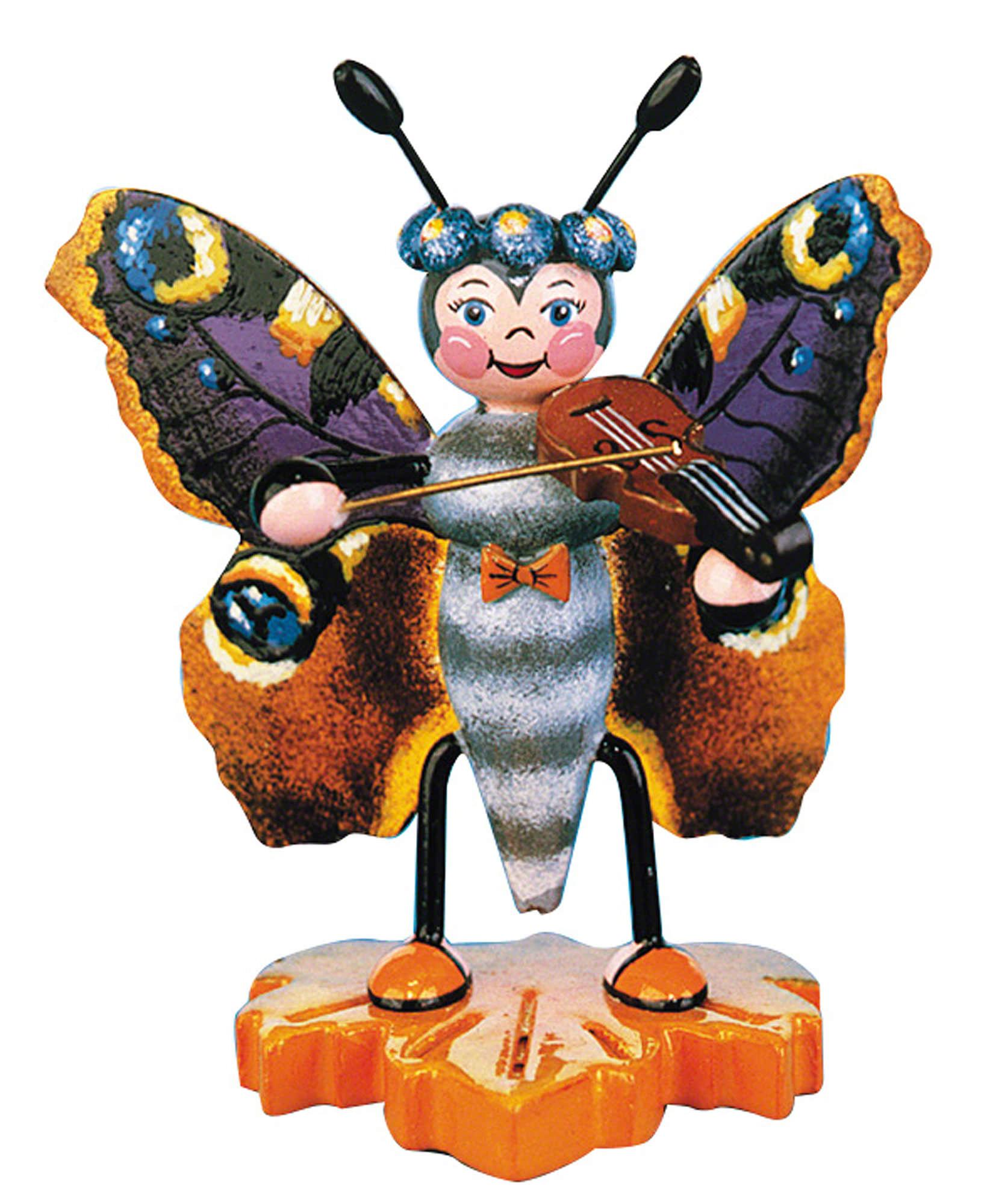 Schmetterling Pfauenauge.