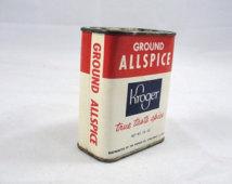 Einzigartige Artikel zum Thema vintage kroger.