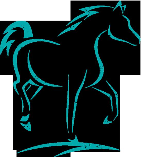Symbol Fischerpferd.