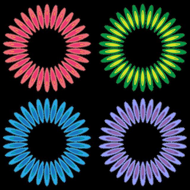 Free illustration: Circle Frames, Frames, Borders.