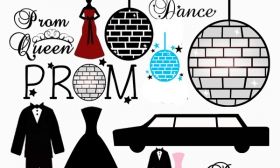 Free Prom Clipart Images.