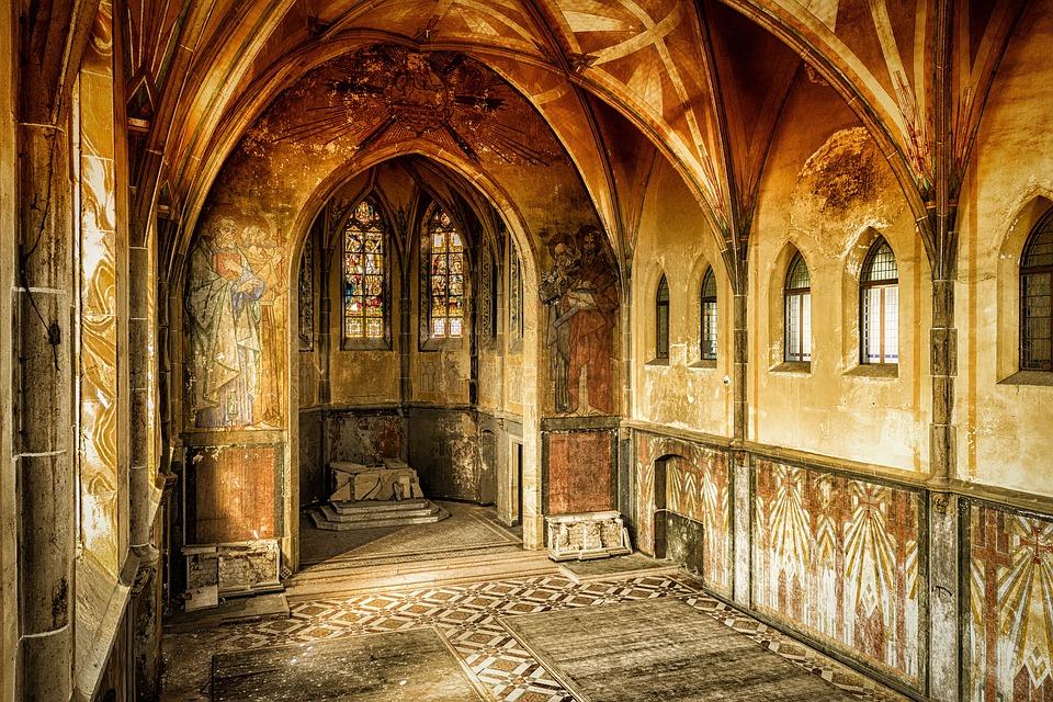 Church, Window.