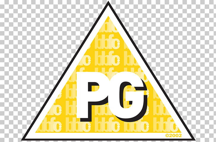 PG Logo, yellow and white PG signage PNG clipart.