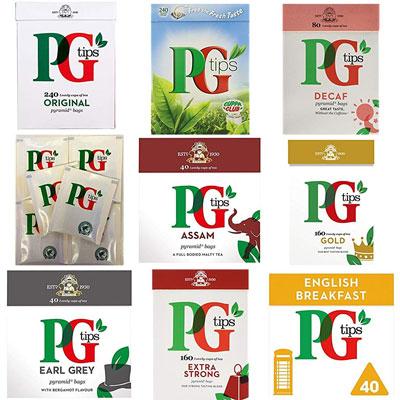 PG Tips Tea.