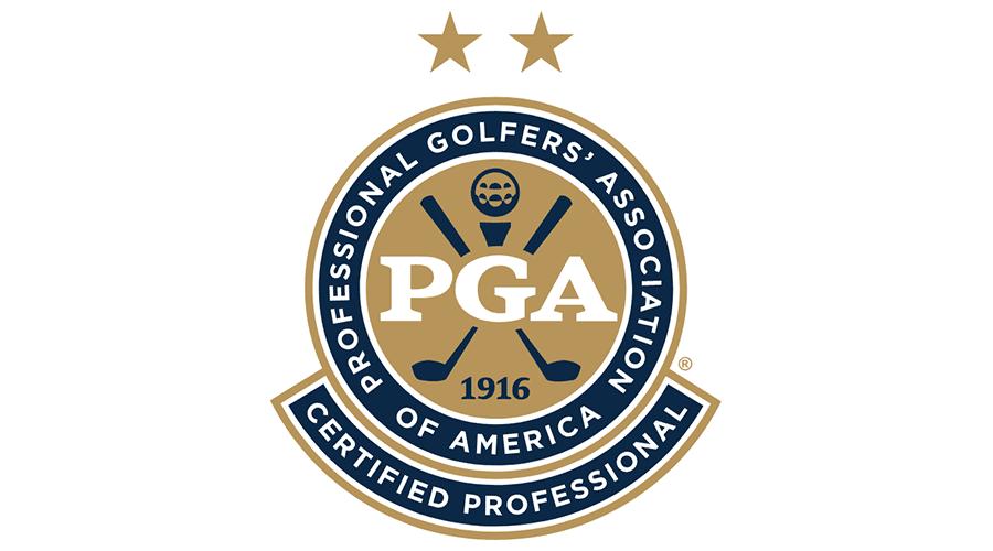 PGA Certified Professional Logo Vector.
