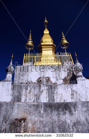 Luang Phabang Stock Photos, Royalty.