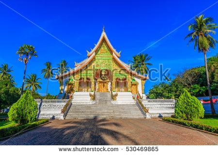 Luang Prabang Stock Photos, Royalty.