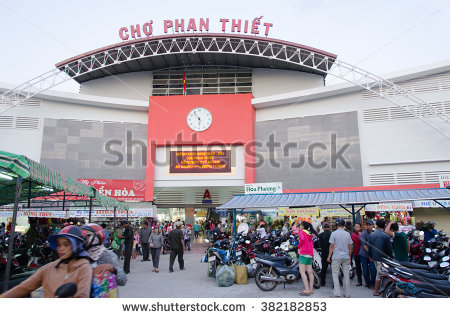 Phan Thiet Stock Photos, Royalty.
