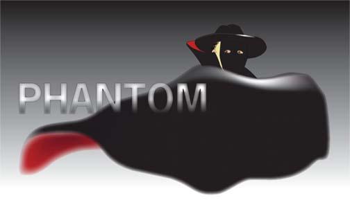 Phantom clipart.