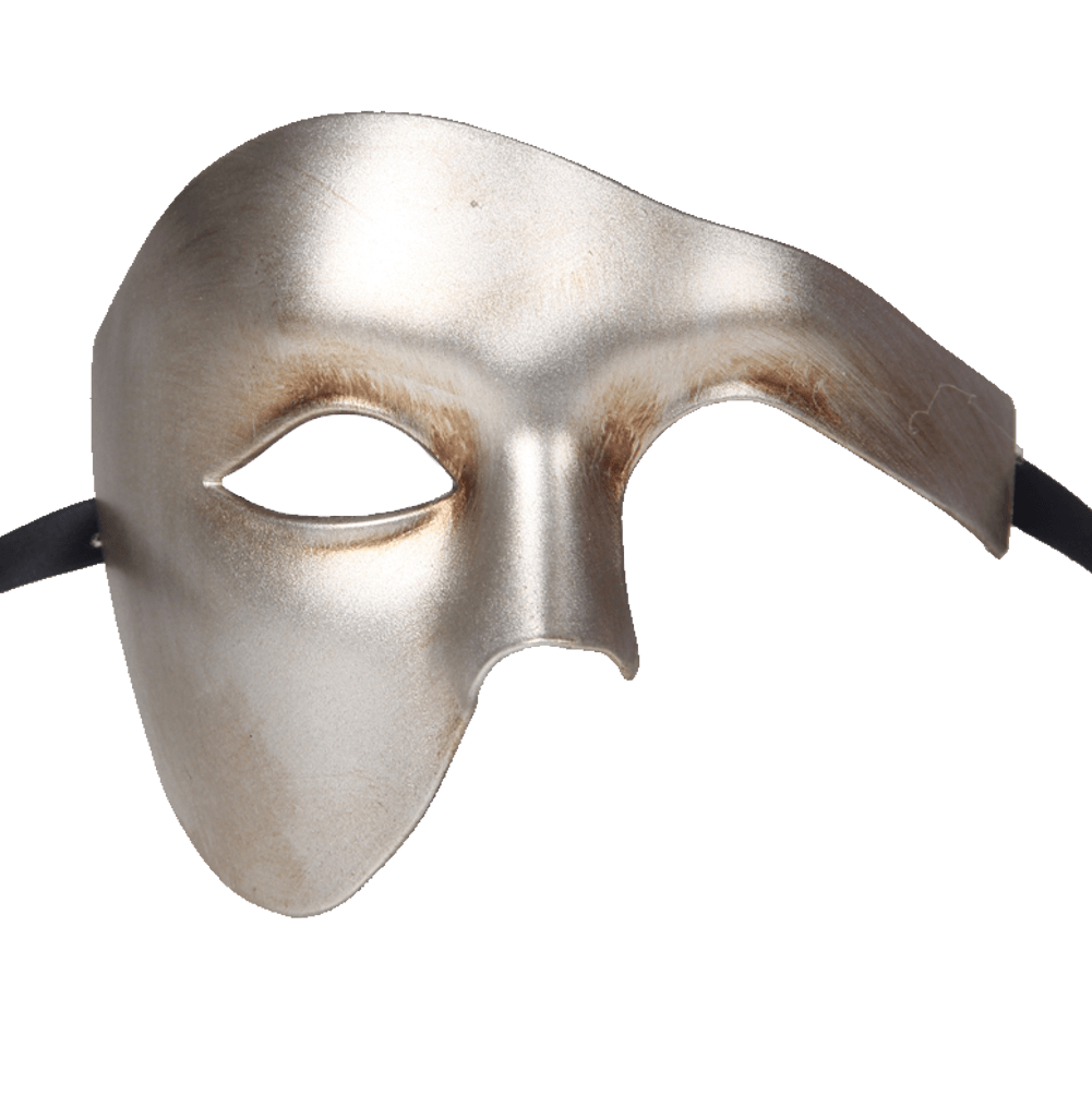 Phantom Mask transparent PNG.