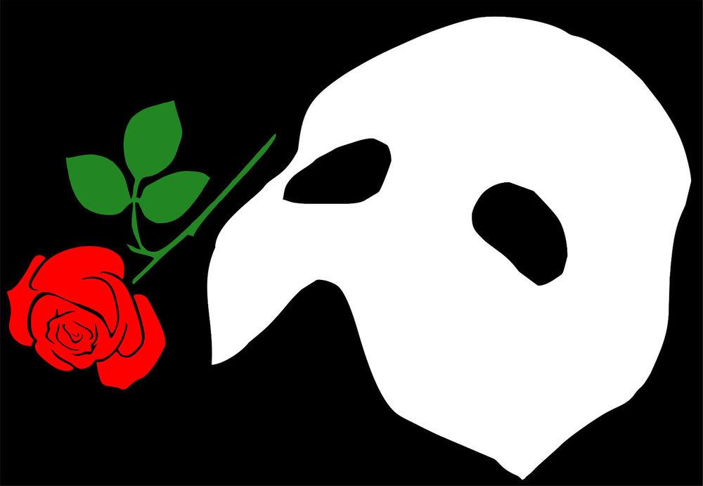 Phantom Of The Opera Clipart at GetDrawings.com.