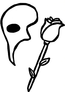 Phantom Of The Opera Clipart (98+ images in Collection) Page 1.
