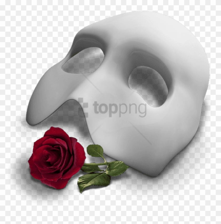 Free Png The Phantom Of The Opera Mask Logo Png Image.