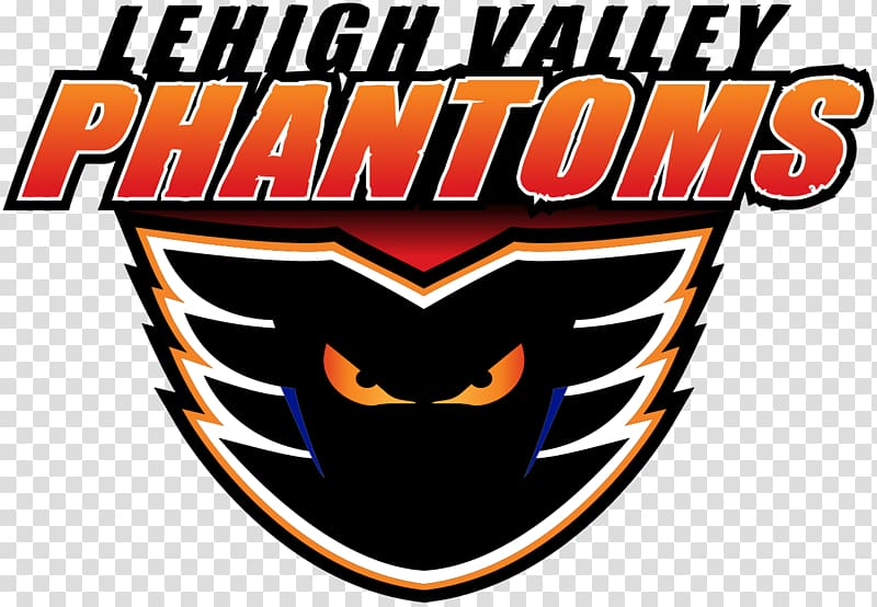 Lehigh Valley Phantoms logo, Lehigh Valley Phantoms Logo.