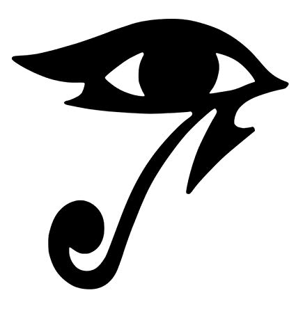 Amazon.com: Overwatch Pharah Eye Of Horus Sticker Decal.
