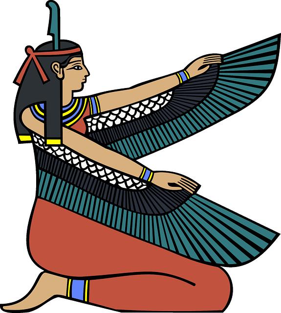 Cartoon Egyptian Clipart.