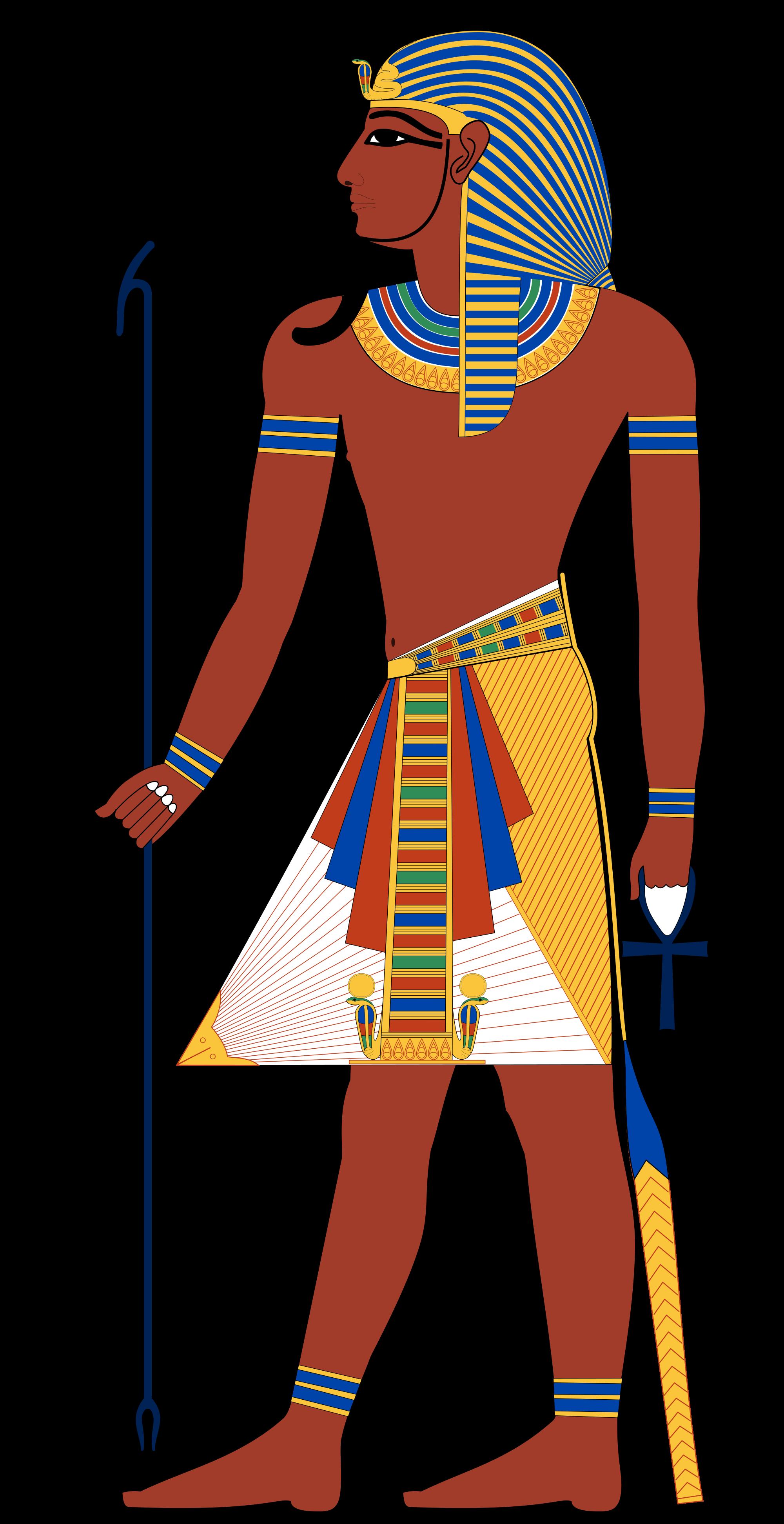 List of pharaohs.