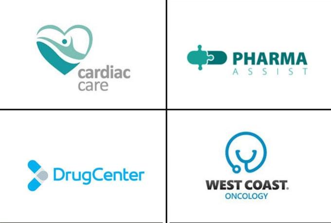 do medical, pharmaceutical or healthcare logo design.
