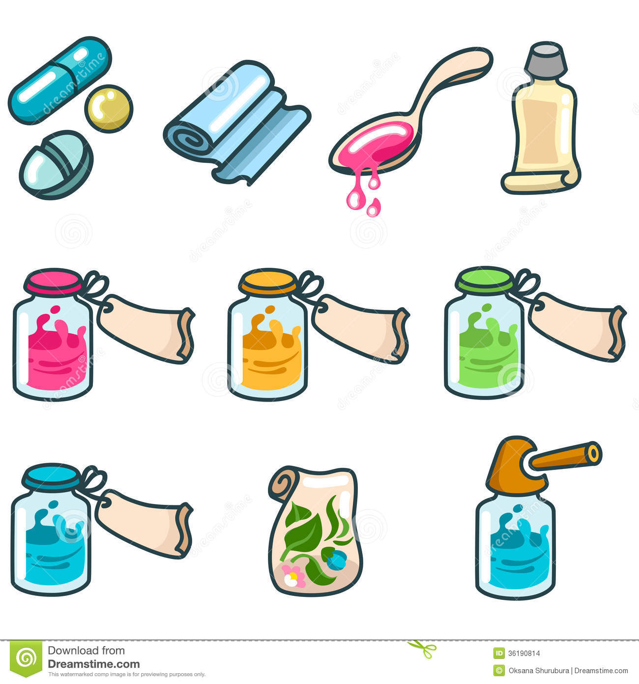 Clip Art Pharmaceutical.