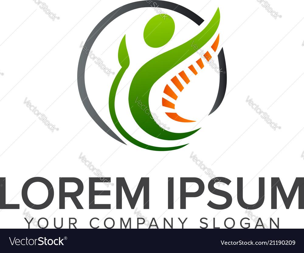People logos medical and pharmaceutical logo.