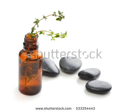 """""""homeopathy Kitchen Herb"""" Stock Photos, Royalty."""