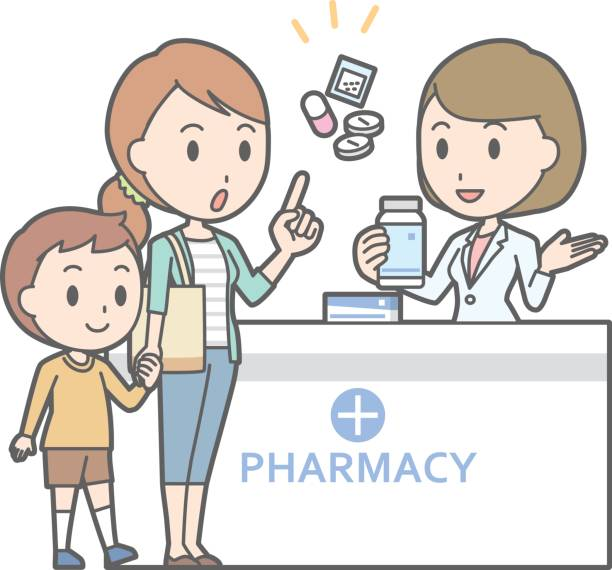 Pharmacist clipart 2 » Clipart Station.