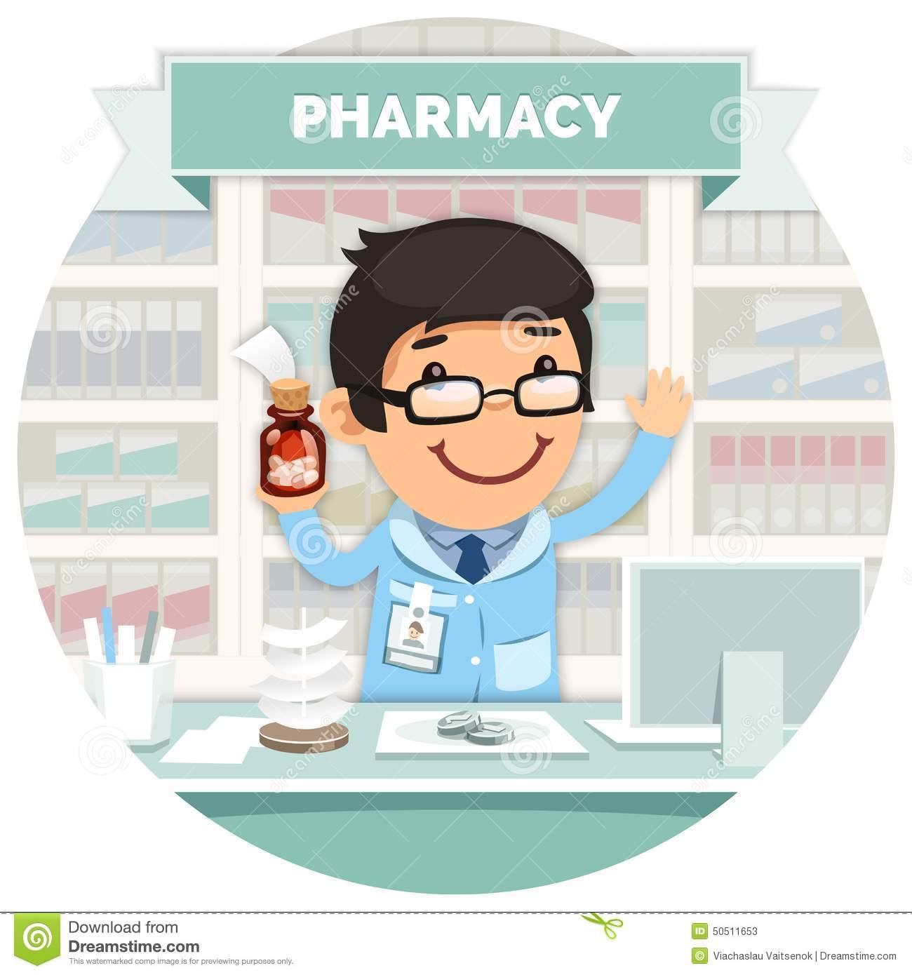 pharmacist clipart clipground