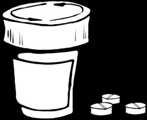 Prescription Clipart.